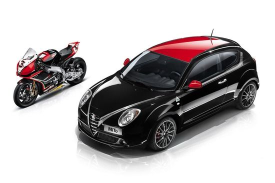 After committing as a sponsor to the world Superbike Championship, Alfa Romeo will unveil two new models at the Paris Motor Show to spectacle their pledge towards they newest outlay.The MiTo SBK Limited Edition 1 with a 1.4-liter 170PS QV engine will take you from 0-62mph in just a little over 7 seconds and will give you immense joy to know that it'll still give 49mpg! #Luxury