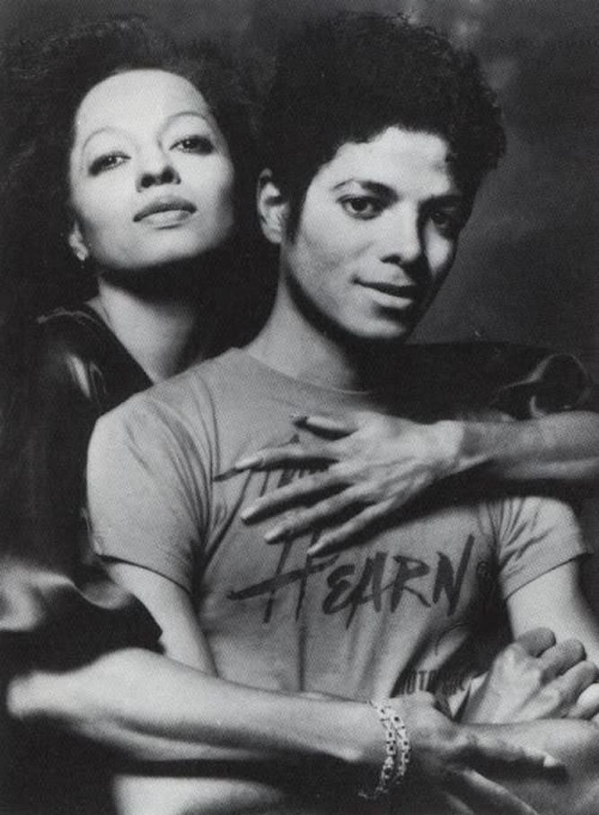 The Best Diana Ross Michael Jackson