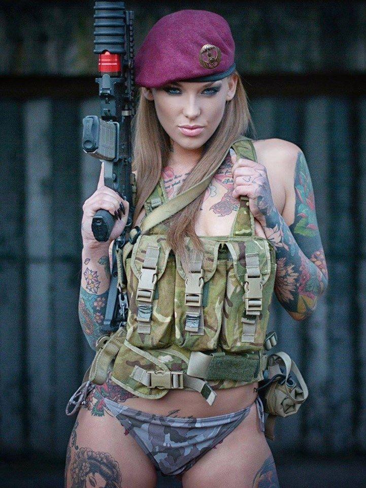 Mrs M Sexy Army Wife