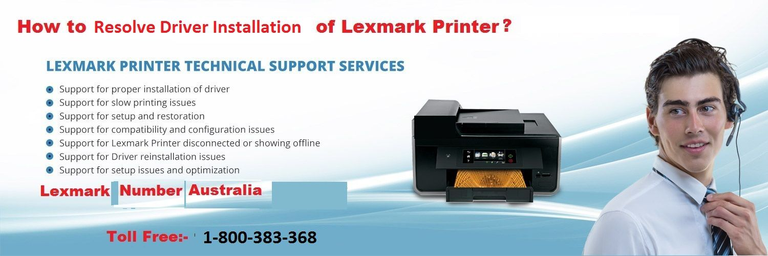 You have any type of issue our best Lexmark printer