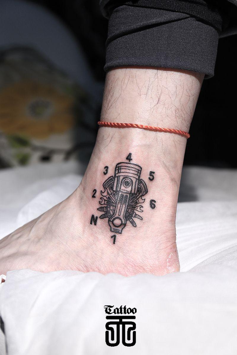 Pin De Tianyan Xu Em Tattoo Tatuagens Motocicleta Tatuagem