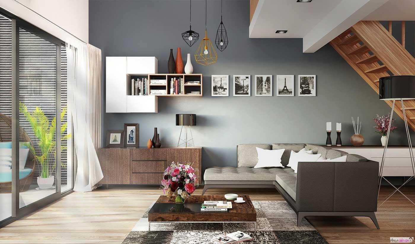 Wohnzimmer Ideen 10  Wohnzimmermöbel  Living Room Ideas