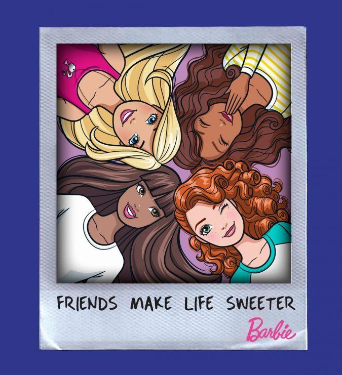 Барби фото с подругами в 2019 г. | Барби, Подруги и Фотографии