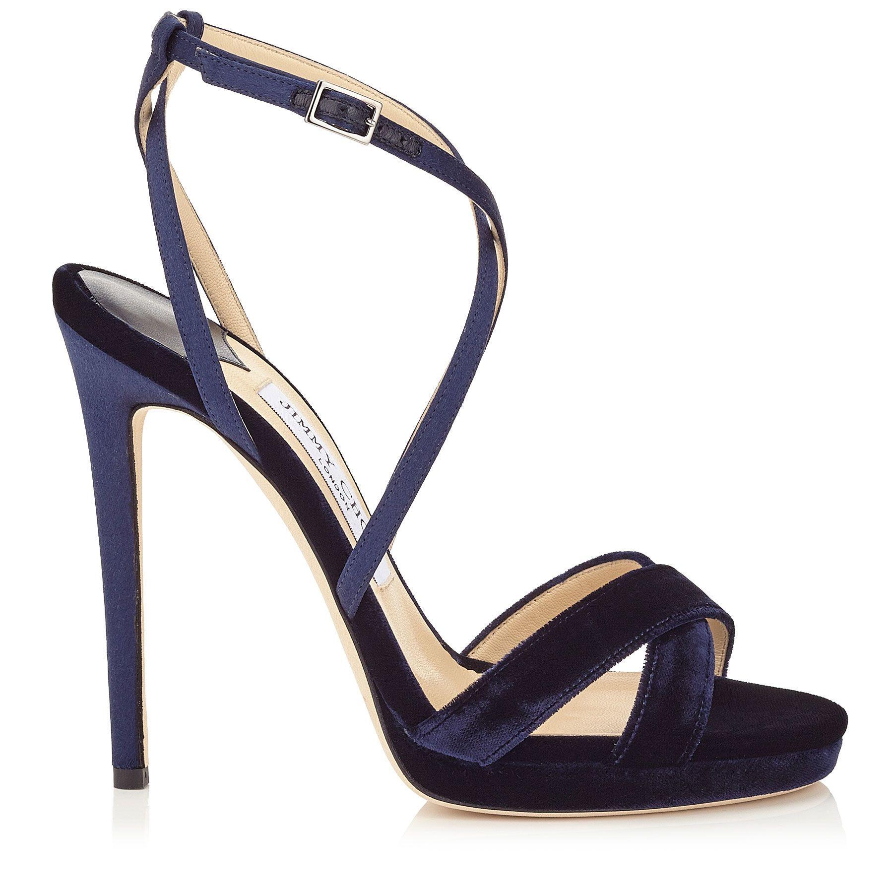 ecc811c5df5 order jimmy choo navy sandals 1318a 1840f