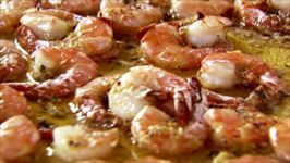 Spicy Lemon Garlic Shrimp #garlicshrimprecipes
