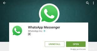 Whatsapp Install in PC
