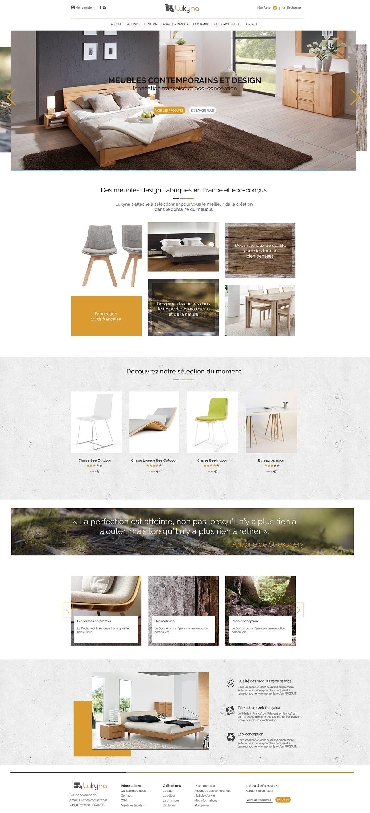Epingle Sur Web Design