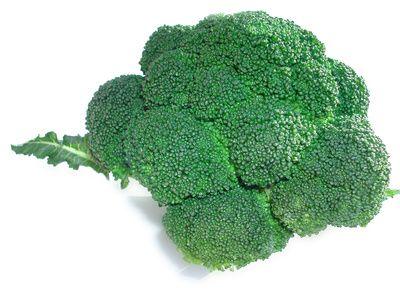 broccoli high calcium foods