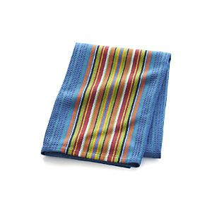 Salsa Dos Blue Dish Towel. Would also like Red, Green, Yellow, or Orange.