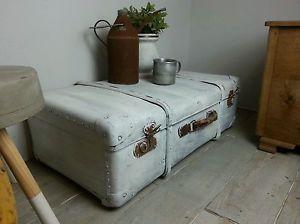 shabby koffer