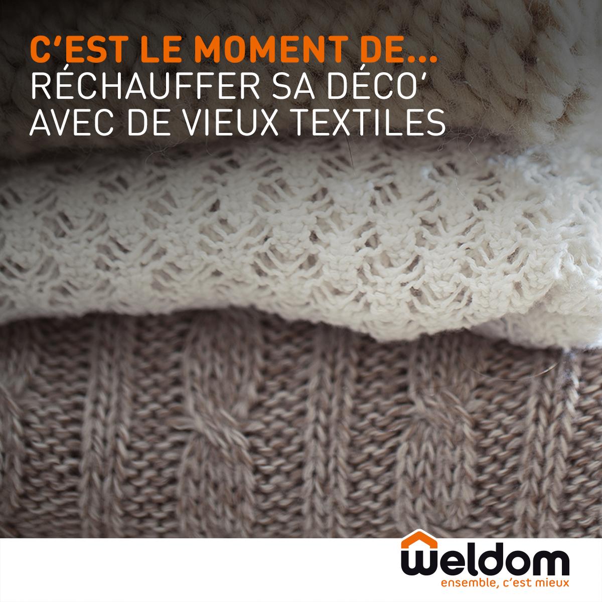 recycler ses vieux textiles vieux pulls en laine draps et rideaux conseils du moment pinterest. Black Bedroom Furniture Sets. Home Design Ideas
