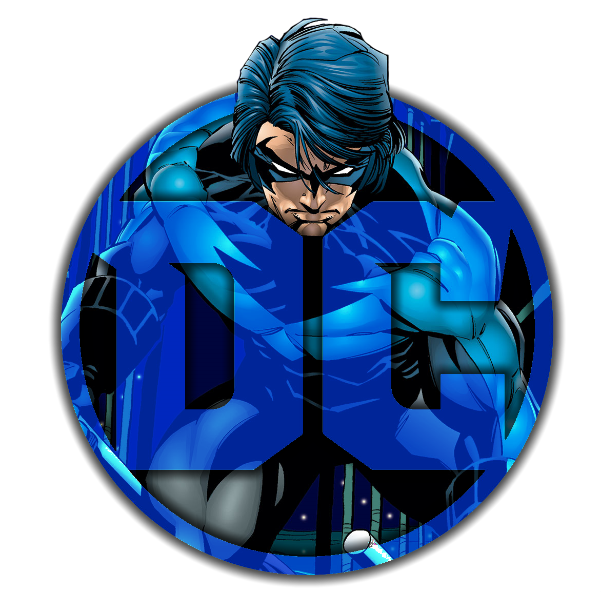 Dc Logo Remakes Dc Comics Logo Comics Logo Nightwing