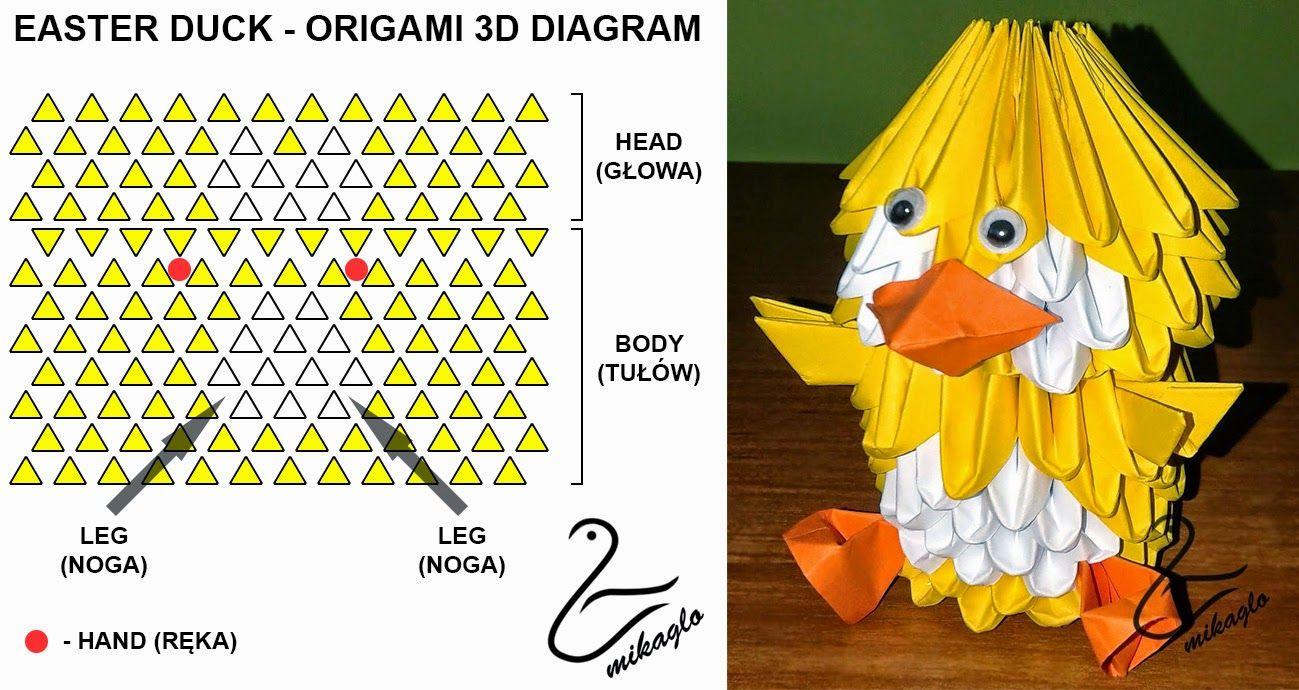 diagrams origami 3d - Google zoeken