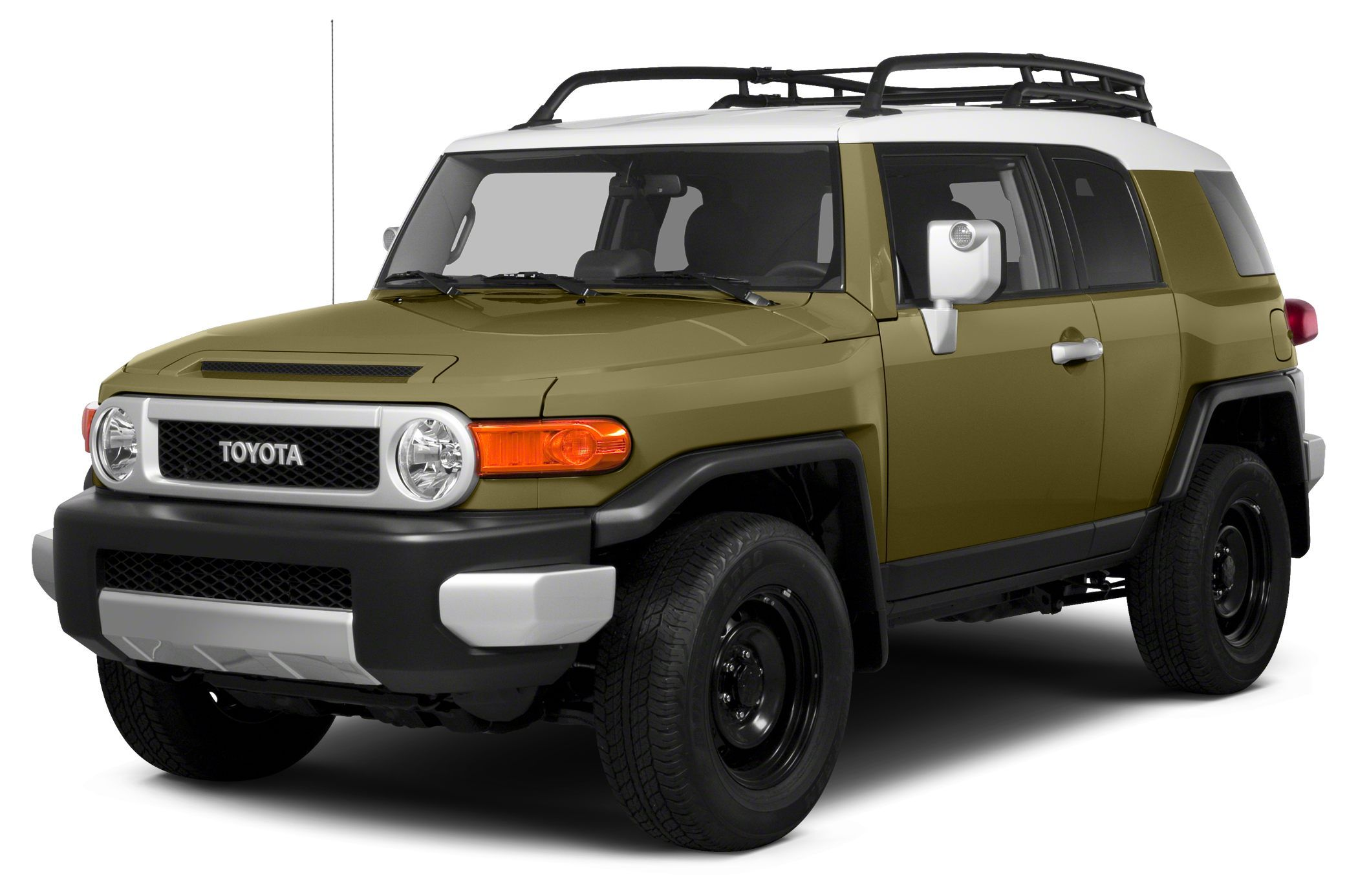 2014 Toyota FJ Cruiser In the top running for long term daily