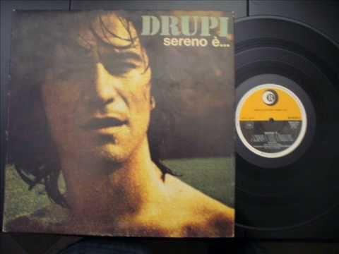 Drupi Sereno E 1974 Youtube Youtube Serenita Canzoni