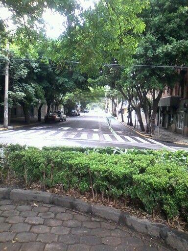 Y de esta calle