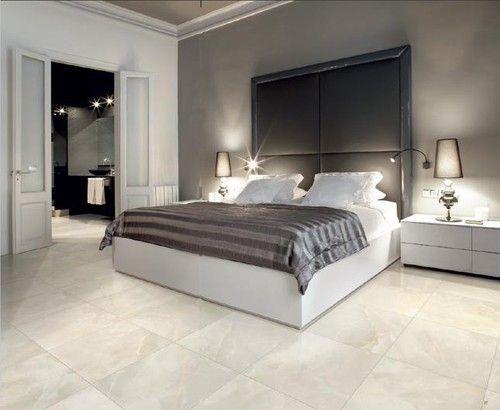Porcelain Tile Onice Bianco Contemporary Floor Tiles Toronto Cercan Tile Inc Tile Bedroom Room Tiles Design Contemporary Tile Floor