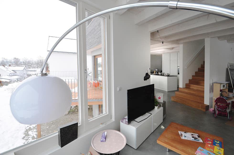 Ausgefallene Wohnzimmer ~ Ausgefallene wohnzimmer bilder: form follows bebauungsplan