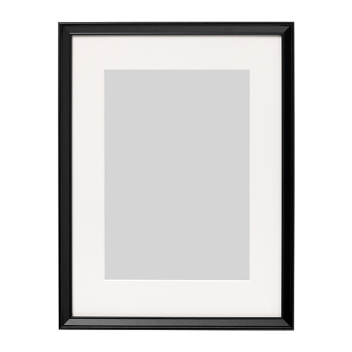 Knoppang Frame Black 12x16 Ikea In 2020 Ikea Catalog Decorating With Pictures Ikea