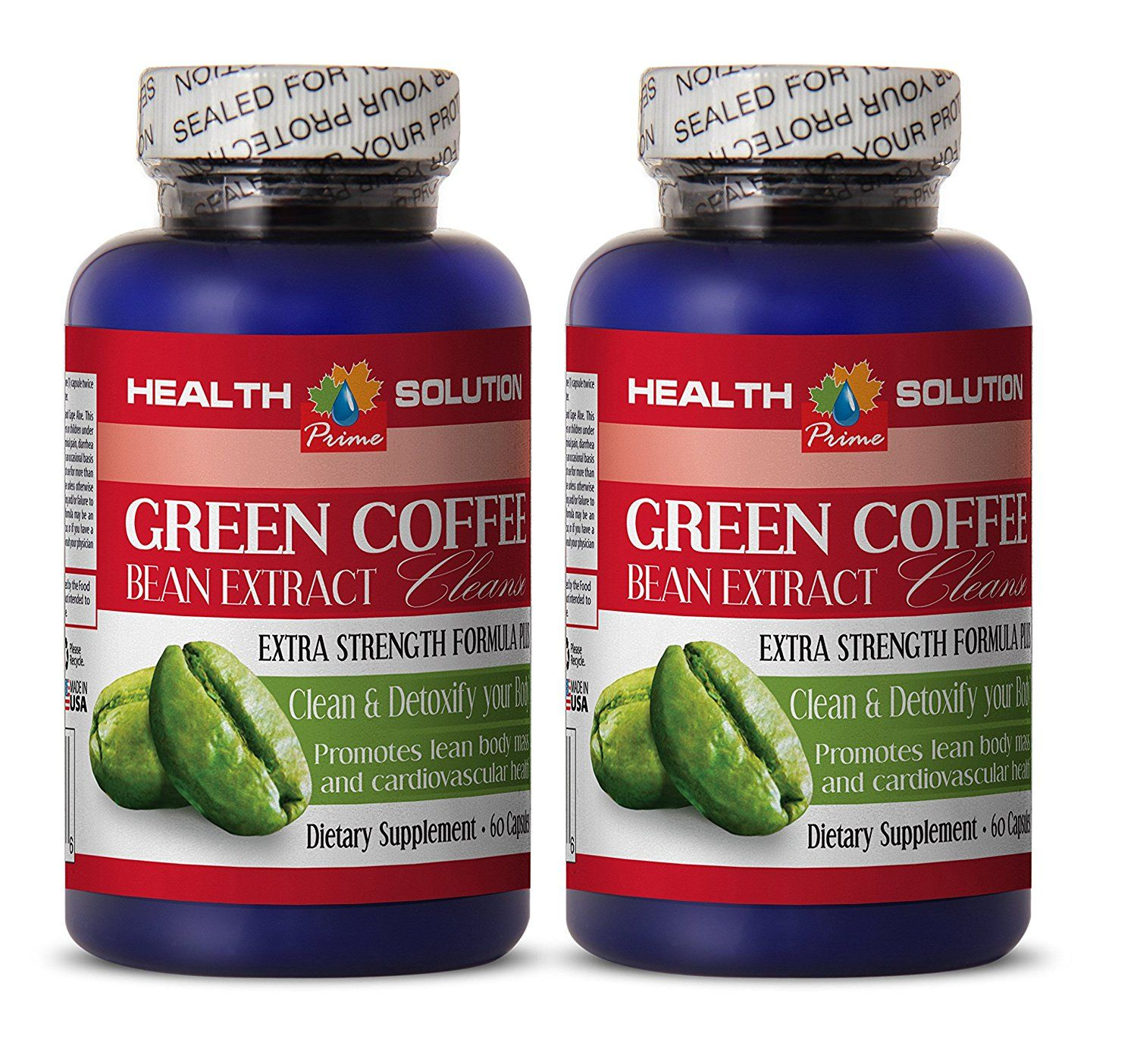 Goldenseal Powder GREEN COFFEE BEAN EXTRACT CLEANSE