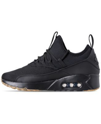 release date: 4ecd9 1f330 Nike Men s Air Max 90 Ez Casual Sneakers from Finish Line - Black 10.5
