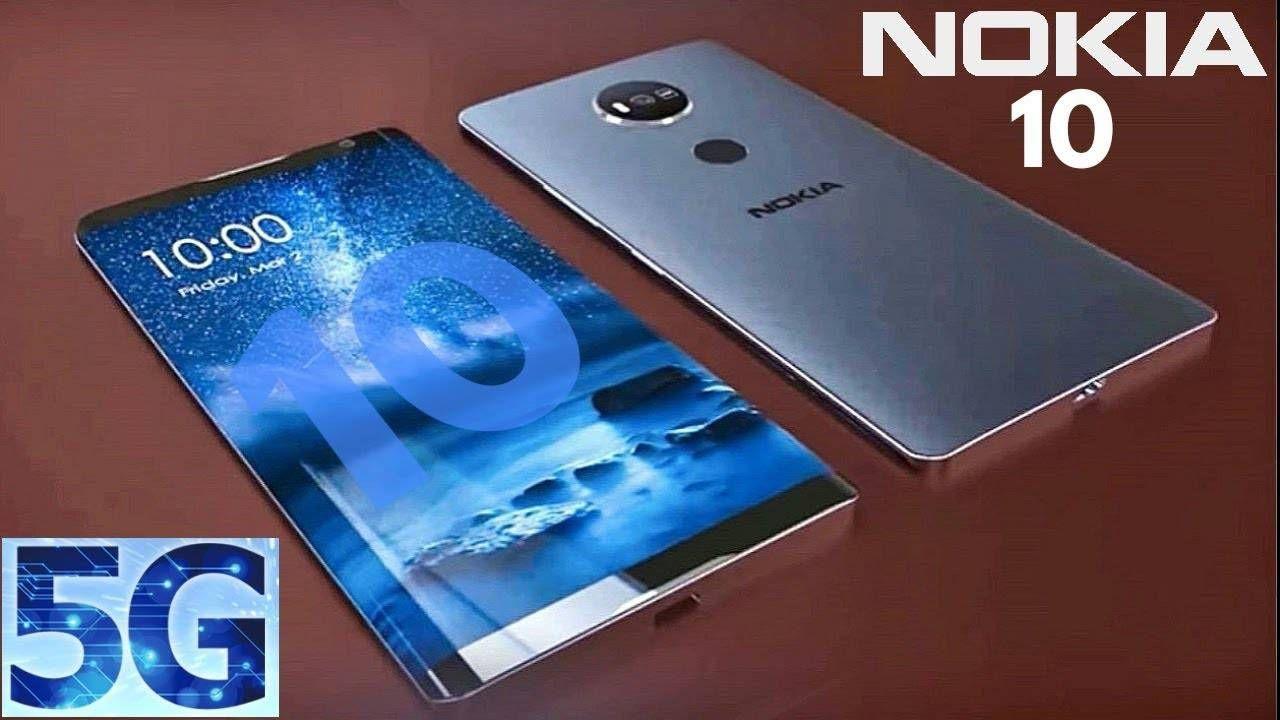 Top 10 Smartphones Expected in 2020 Nokia 10