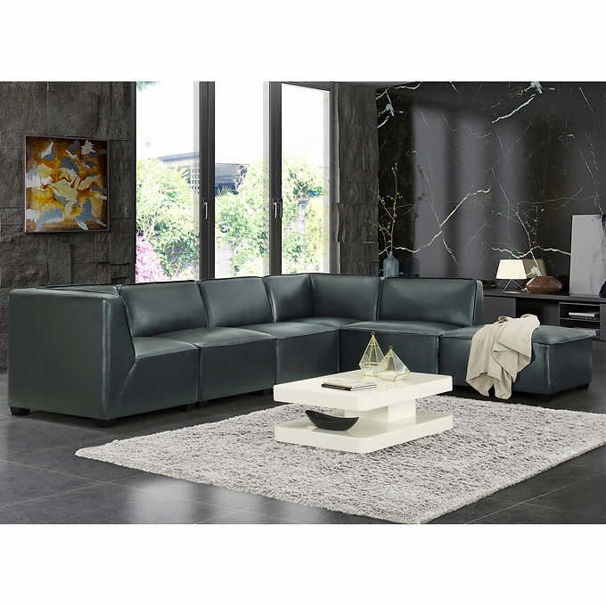 6 Piece Sectional sofas