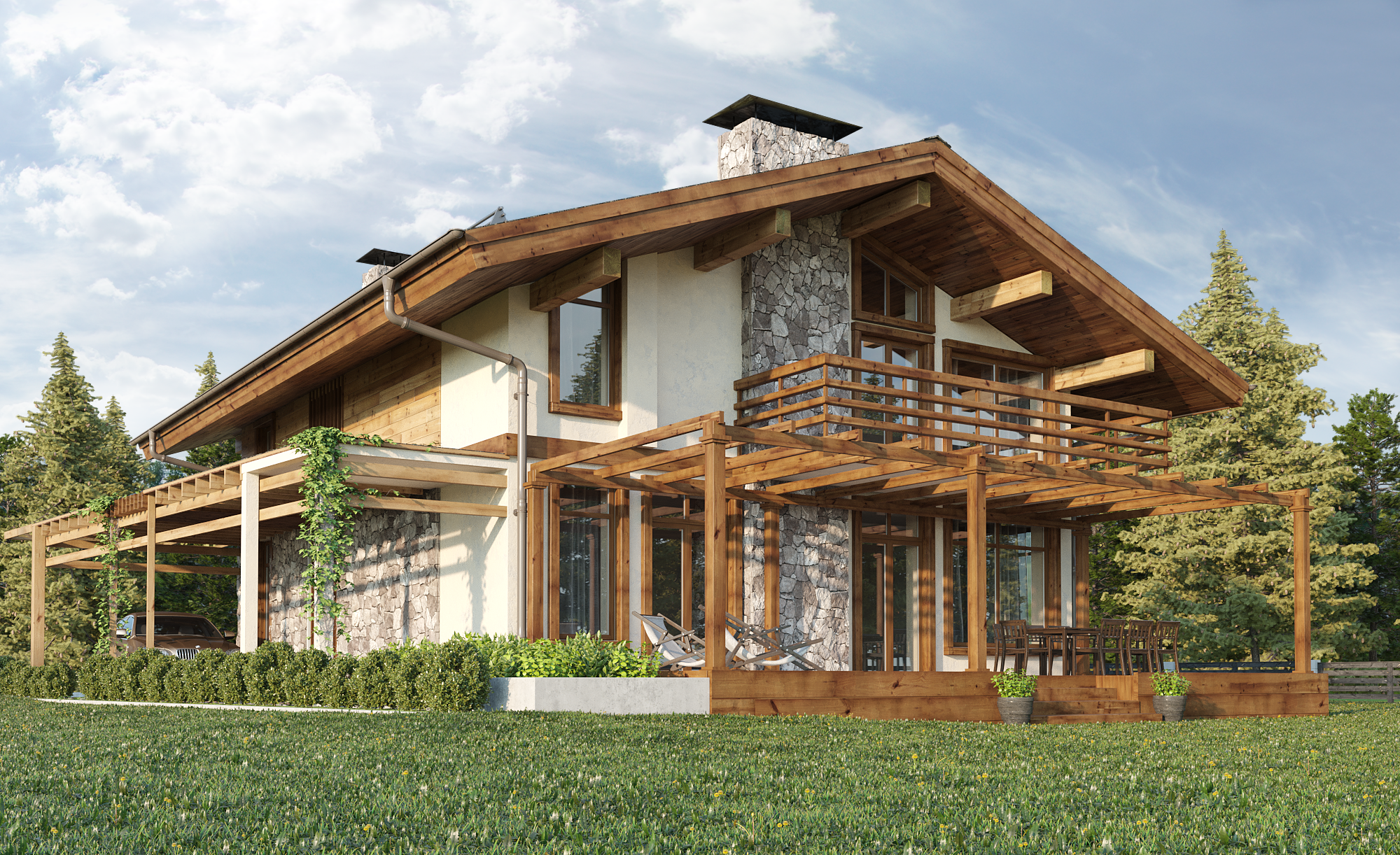 Davinci Haus Musterhaus World of Living Rheinau 520—360
