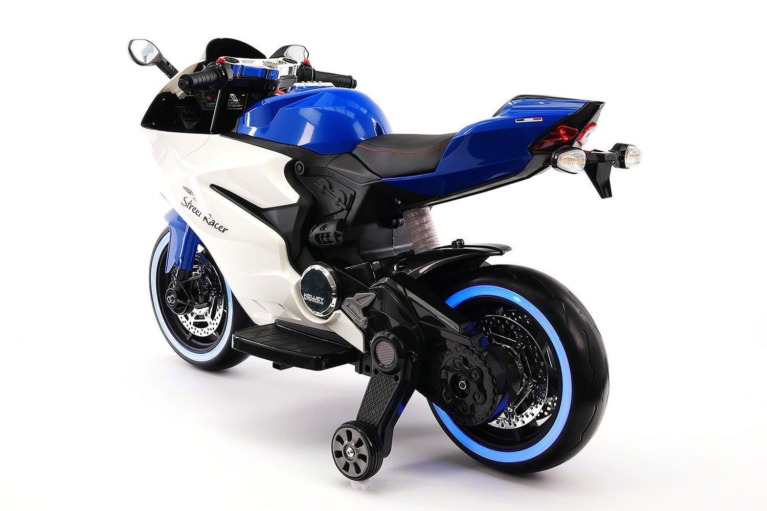 Blue Electric 12 Volt Motorcycle Ride On Toy For Kids Kids Ride On Ride On Toys Kids Motorcycle