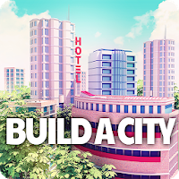 City Island 3 Building Sim Mod Apk Unlimited Money 3 1 1 For Android City Building Game City Island City Builder Games
