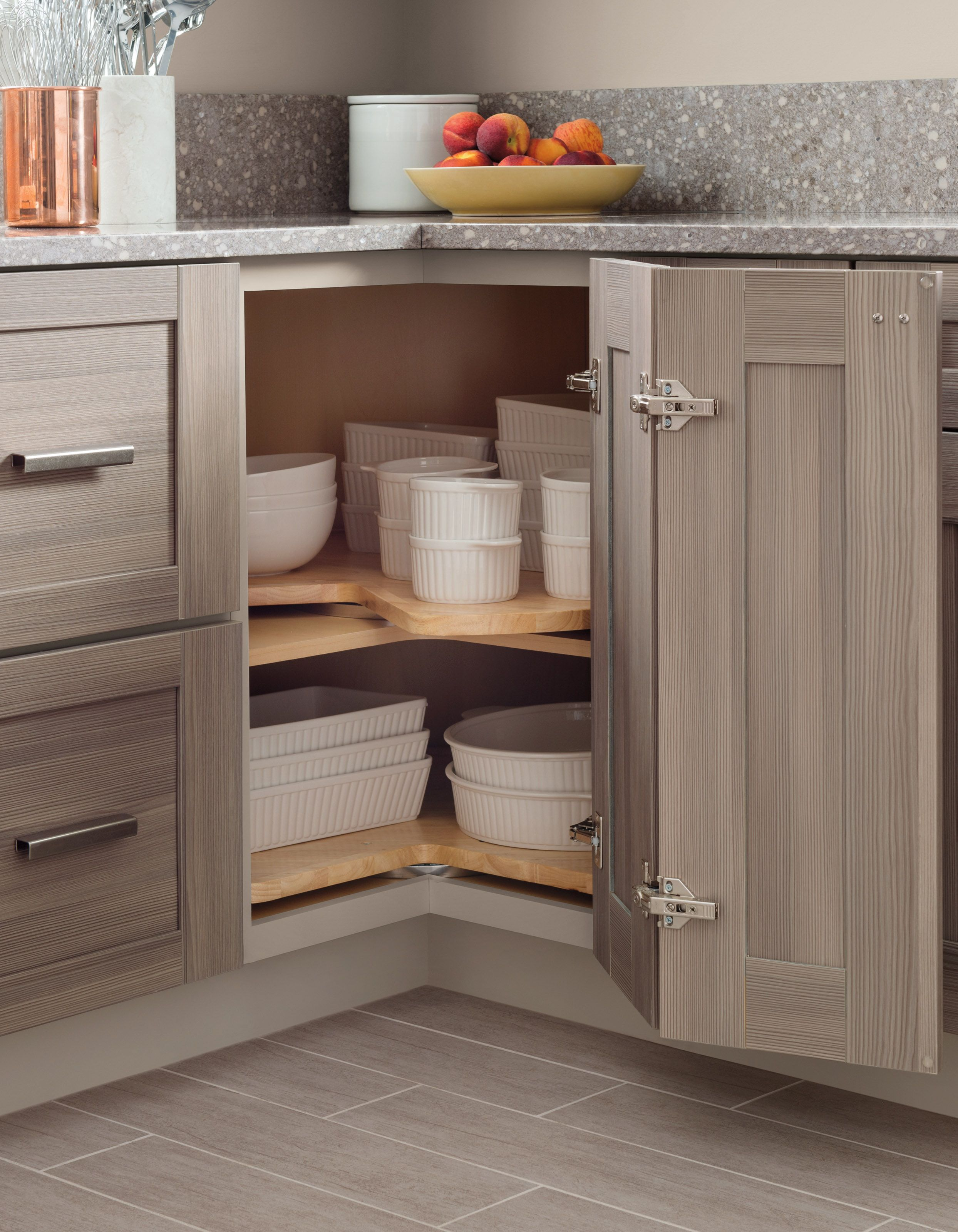 Fresh Corner Base Cabinet Options