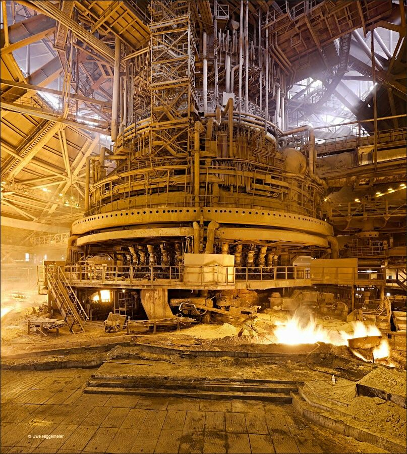 Contiuous Casting House Arcelormittal Kryvyi Rih