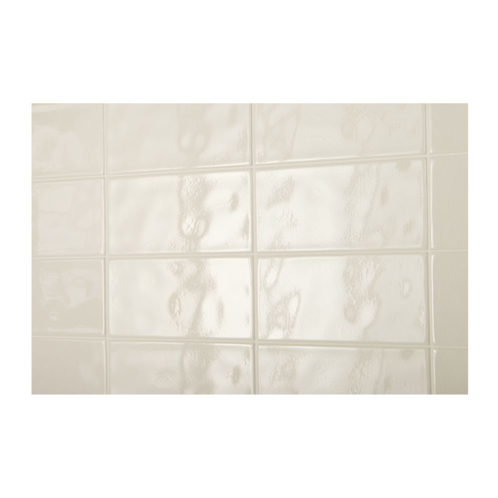 Structured Effects Crackled Pebble Inch X Inch Glazed Ceramic - 3 inch square ceramic tiles