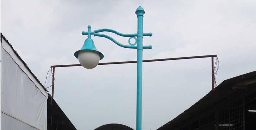 Jual Tiang Lampu Taman Minimalis Lampu Minimalis Desain