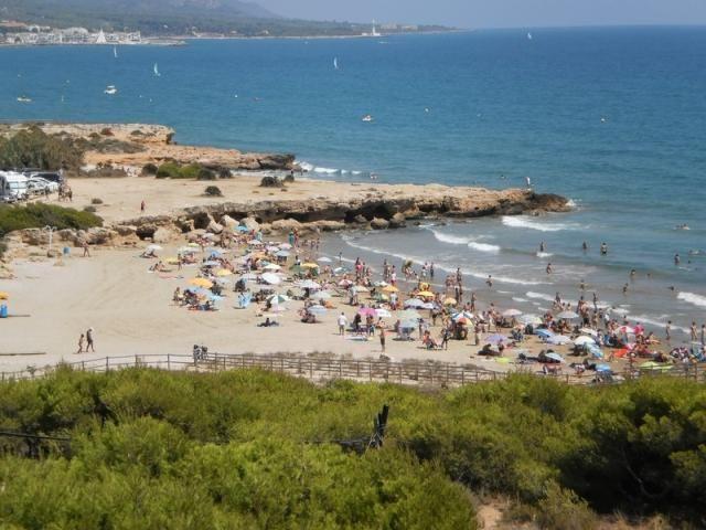 Alcossebre Costaazahar Castellón Spain Playas Baratas Playa Viajes