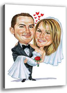 Karikatur Karikatur Vom Foto Karikatur Hochzeit Und