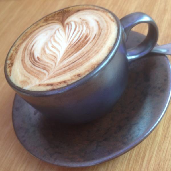 Latte at Lewisgene Espresso . #foodreview #malaysianfood #asiafood #food #latte #LewisgeneEspresso #Espresso
