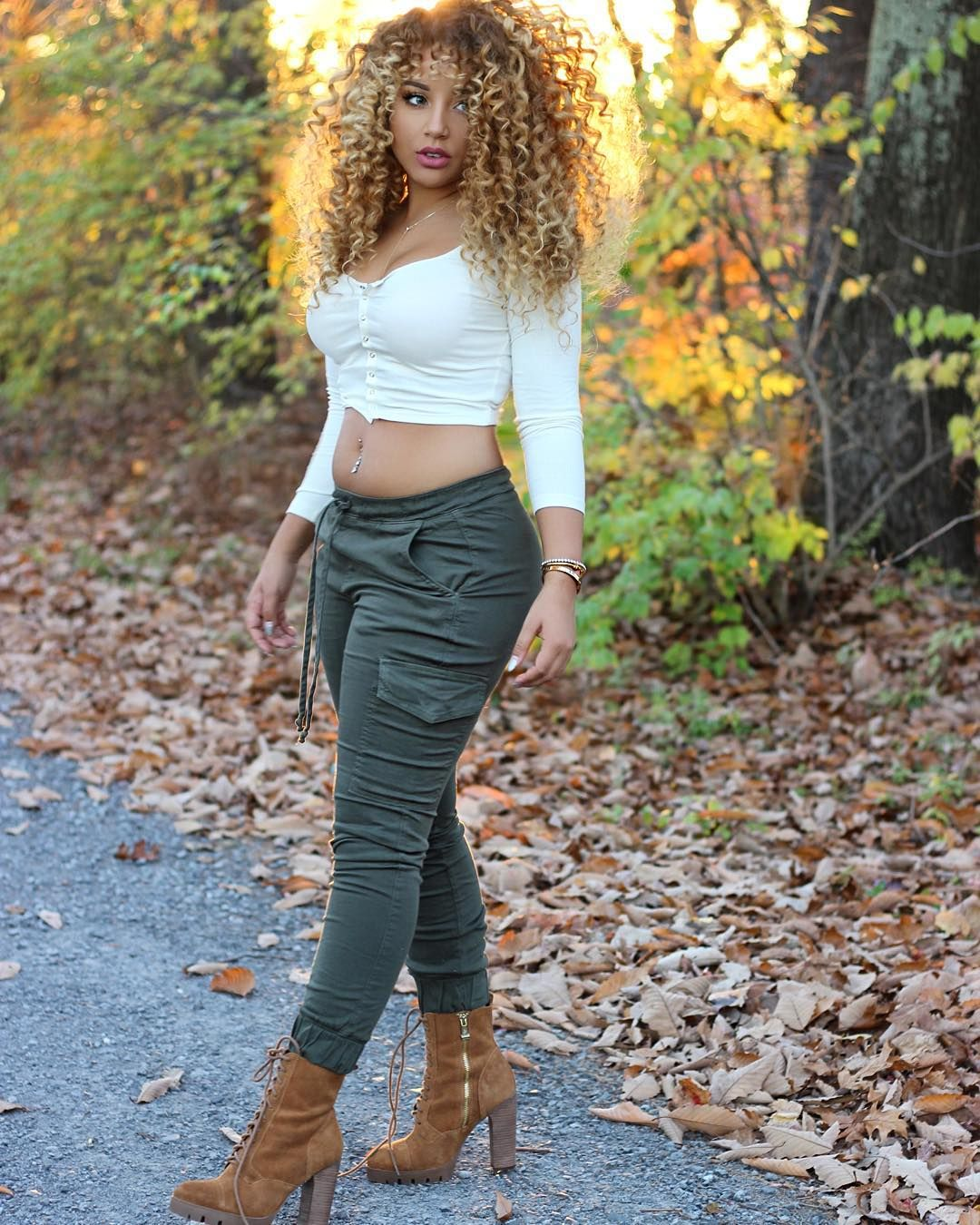 Black Girl Fashion Trends: Pin On My Style
