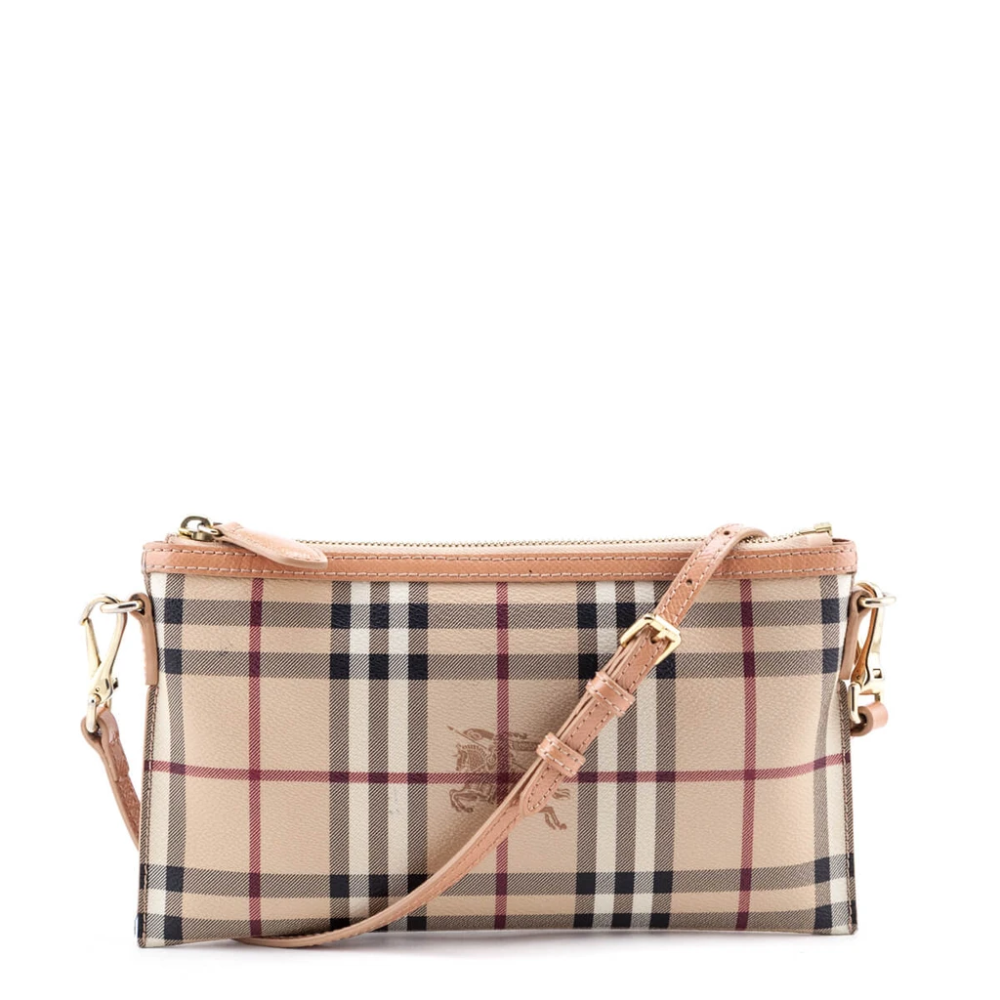 Burberry Haymarket Check Coated Canvas Crossbody Bag Burberry Canada In 2020 Burberry Crossbody Bag Canvas Crossbody Bag Burberry Bag