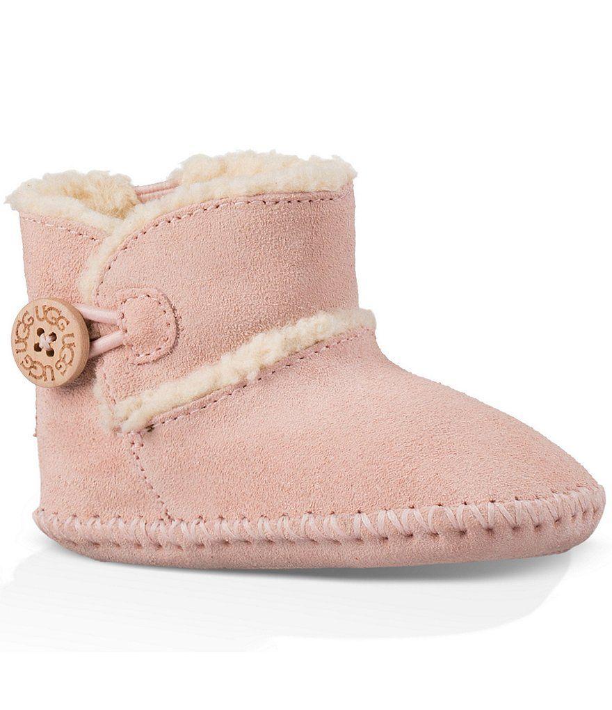 UGG® Kids´ Lemmy Crib Shoes | Dillards
