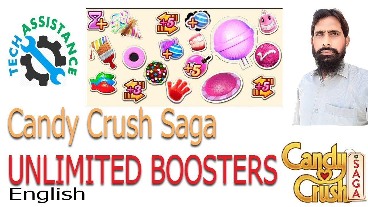 Candy Crush Saga Top Secret Trick Unlimited Boosters English Candy Crush Saga Candy Crush Saga