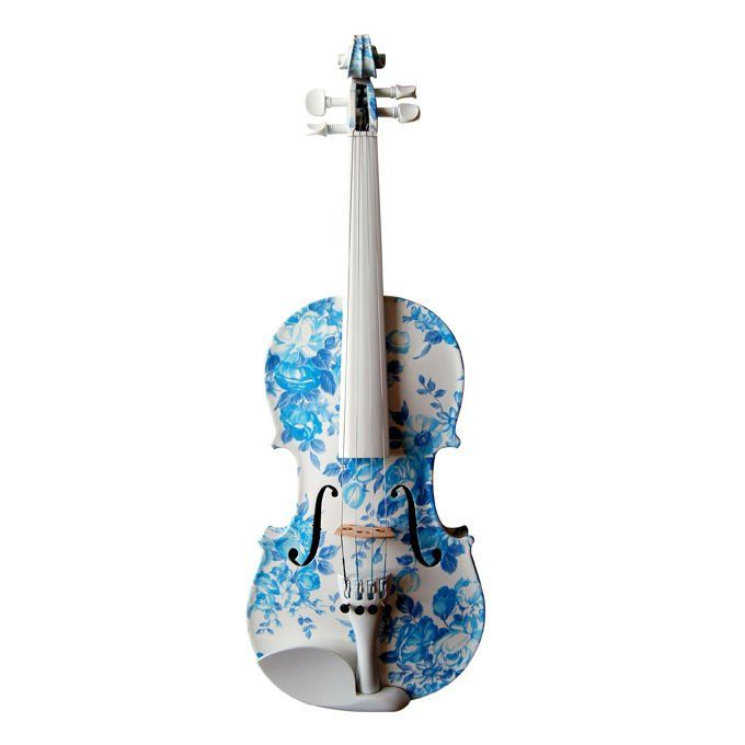 Hang Violin Wall Decoration