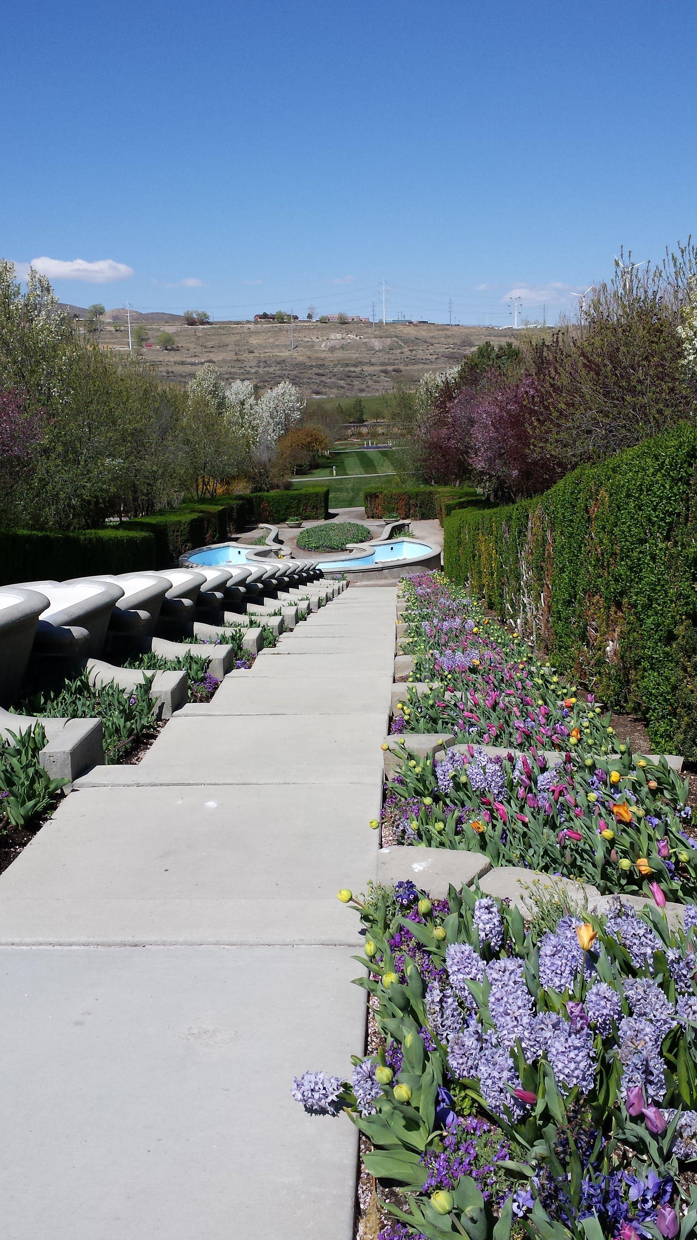 Thanksgiving Point Gardens, Lehi, Utah | Garden, Lehi, Utah