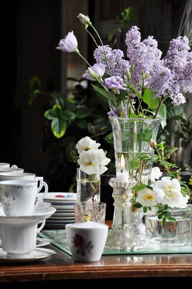 Architecture Decor Flowers Morning Coffee Table Floral Interior Decor Raindrops And Roses Floral Arrangements
