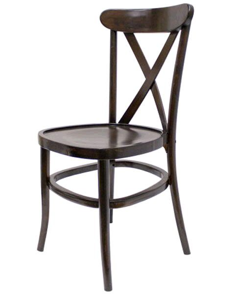 brown tuscan cafe chair 12 50 event wedding design vincent