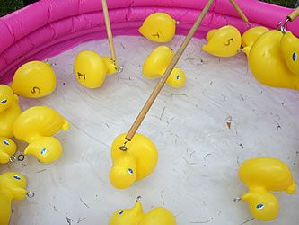 Fill the water tray with the hook a duck resources for number recognition