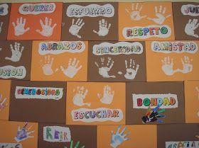 Recursos De Educacion Infantil El Muro De La Paz Dia De La Paz Paz Educación Para La Paz