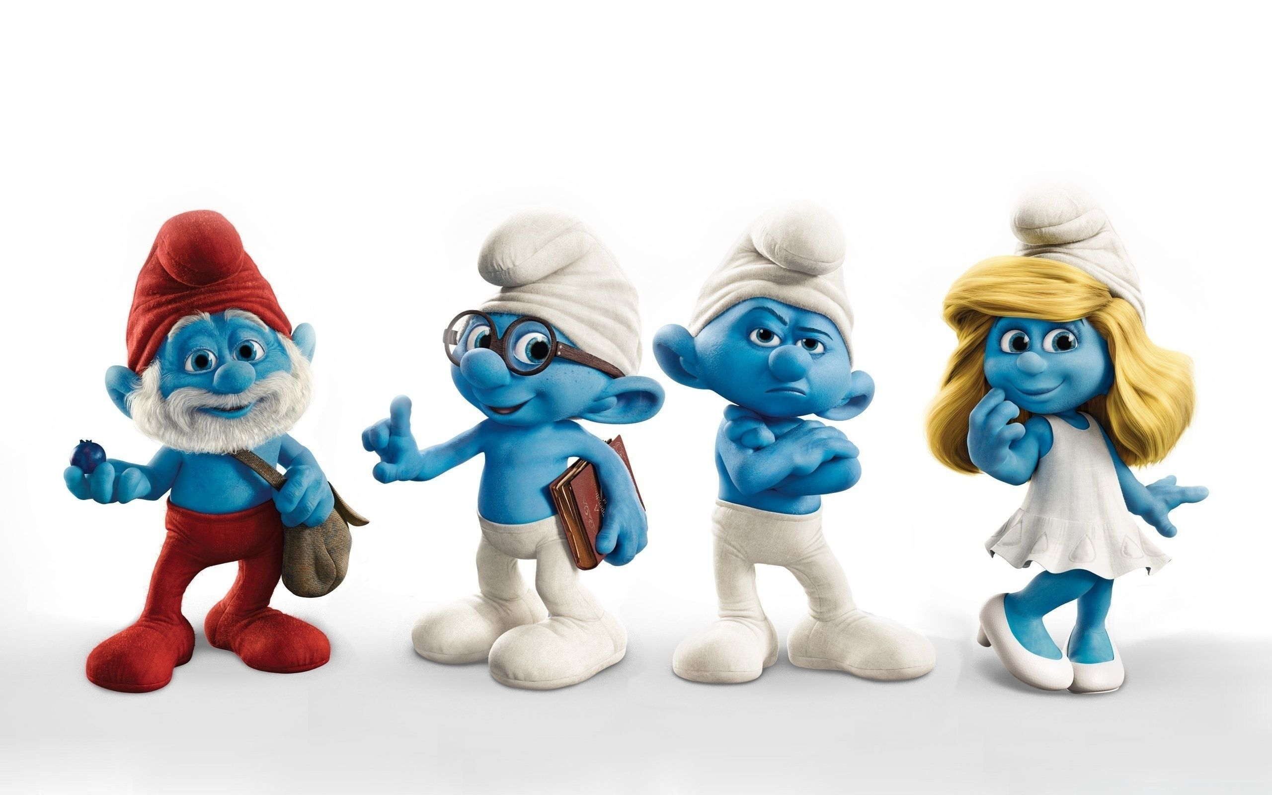 Find out: The Smurfs Characters wallpaper on http ...