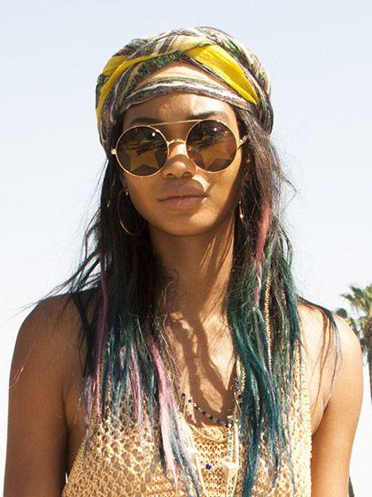 12 Ways To Wear A Head Scarf Scarf Hairstyles Hair Wrap Scarf Hair