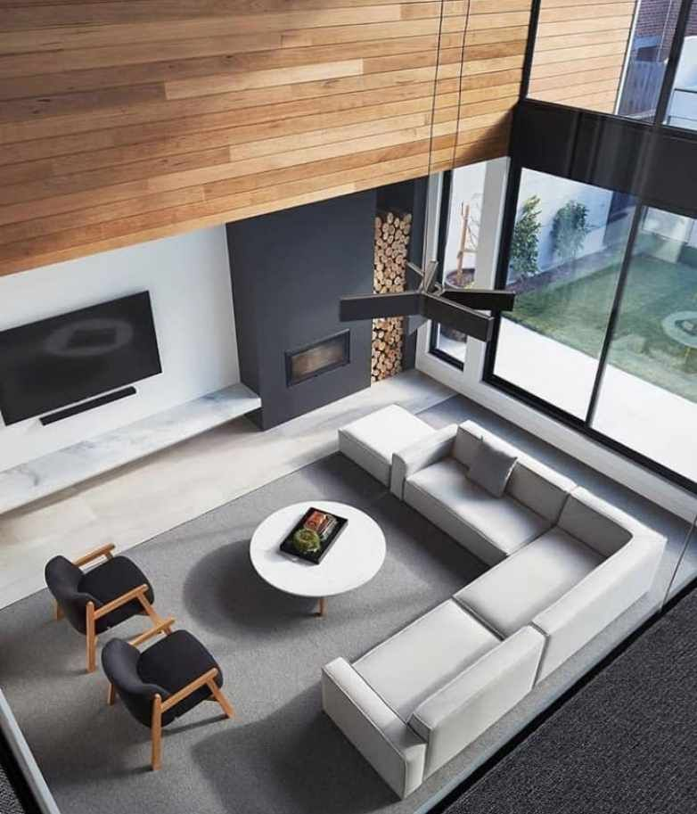 Click To Learn About 10 Minimalist Living Room Ideas That Will Inspire You To Declutter In 2020 Minimal Living Room Minimalist Living Room Minimalist Living Room Decor